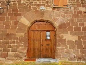 Puerta de la Casa de La Primicia